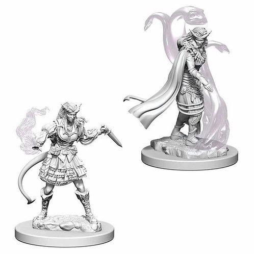 D&D Figurines TIEFLING SORCEROR