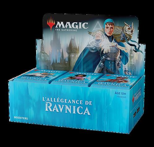 MAGIC : Boîte de 36 Boosters L'Allégeance de RAVNICA