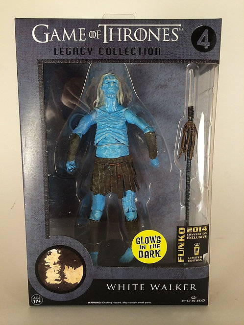 GAME OF THRONES Legacy Collection GLOWING WHITE WALKER