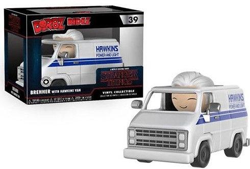 Figurine DORBZ! Hawkins Van