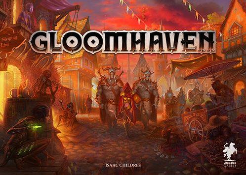 GLOOMHAVEN : Aventures à Havrenuit