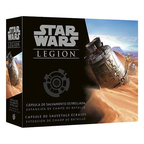 Star Wars LEGION : Capsule de sauvetage écrasée
