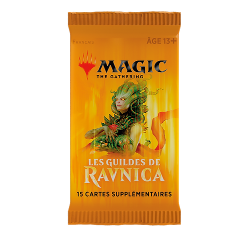 MAGIC : Boosters Les Guildes de RAVNICA