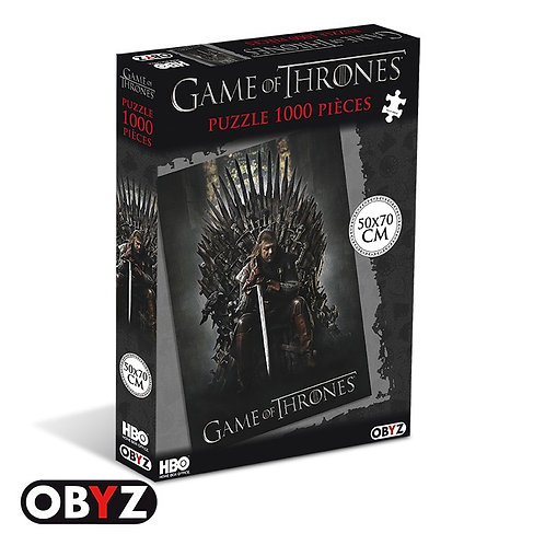 PUZZLE Game of Thrones 1000 Pièces