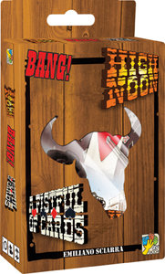 BANG ! Extension High Noon & Fistful of Cards