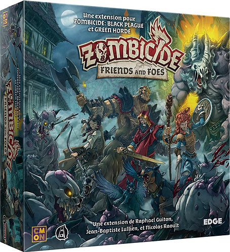 ZOMBICIDE: Friends ans Foes