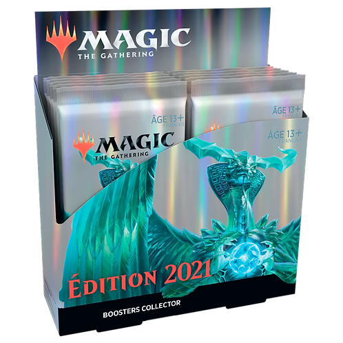 MAGIC : Booster Collector EDITION 2021 VF