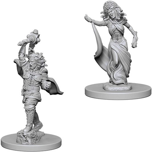 D&D Figurines MEDUSAS