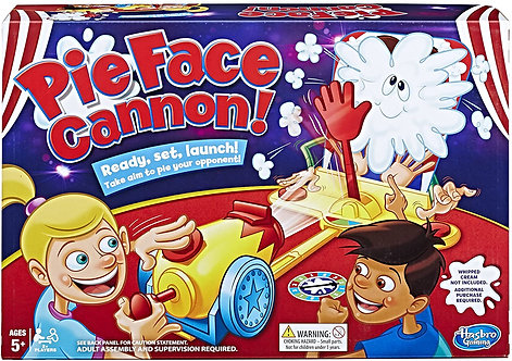 Pie Face Canon !