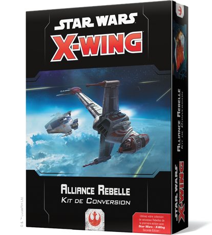 Star Wars X-Wing - Alliance Rebelle - Kit de conversion