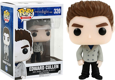Figurine POP! Edward Cullen