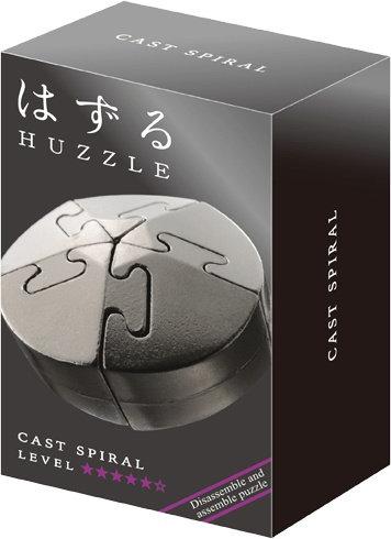 Casse-Tête Huzzle - CAST SPIRAL