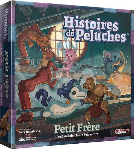 HISTOIRES DE PELUCHES Ext Petits Frères
