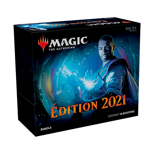 MAGIC : Bundle EDITION 2021  VF