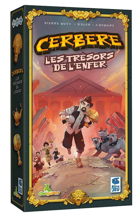 CERBERE - Les Trésors de l'Enfer