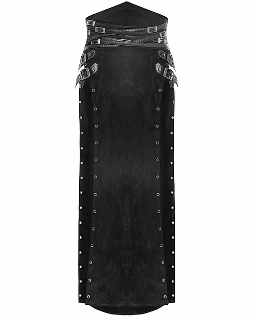 Jupe DYSTOPIA Noir