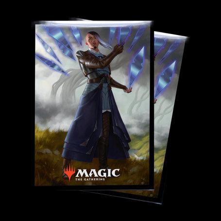 100 Sleeves Ultra Pro - MAGIC Kaldheim 4
