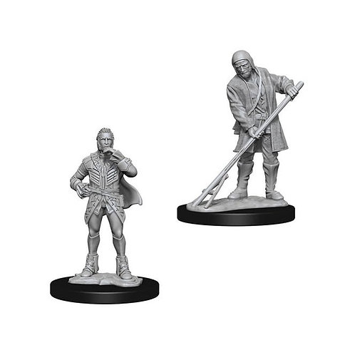 D&D Figurines TOWNS PEOPLE