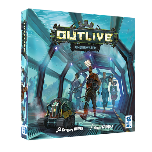OUTLIVE Ext. Underwater