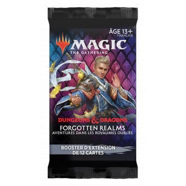 MAGIC: Boosters d'Extension D&D Forgotten Realms FR
