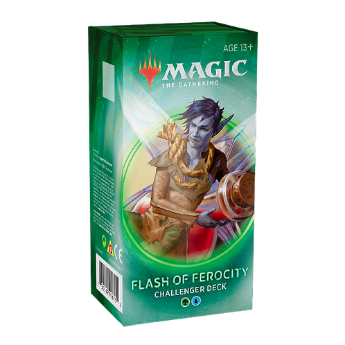 MAGIC CHALLENGER DECK 2020 : Flash of Ferocity EN