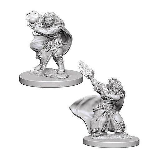 D&D Figurines DWARF WIZARD