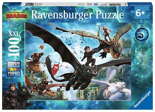 Puzzle DRAGON 3 XXL 100 Pièces