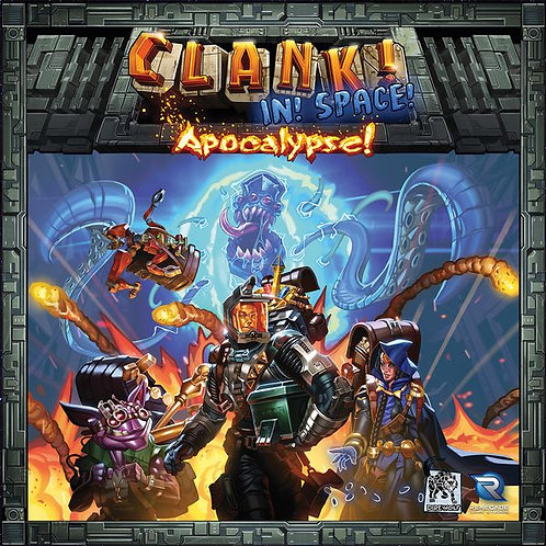 CLANK! Dans l'Espace! Apocalypse! Extension