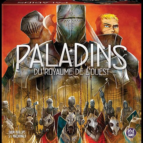 PALADINS DU ROYAUME DE L'OUEST