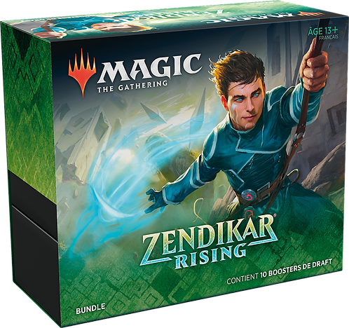 MAGIC : Bundle LA RENAISSANCE DE ZENDIKAR VF