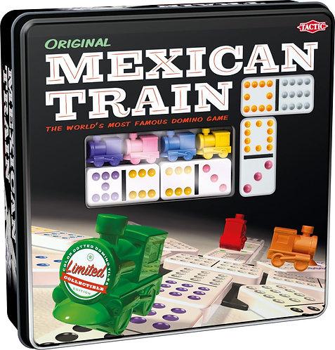 Mexican Train - Boîte métal