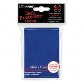 50 Protections Individuelles de Carte Ultra.Pro - Bleu