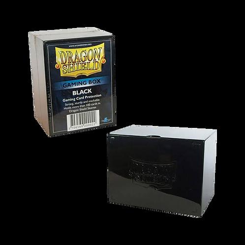 Boîte de protection de Deck Dragon Shield STRONGBOX noir