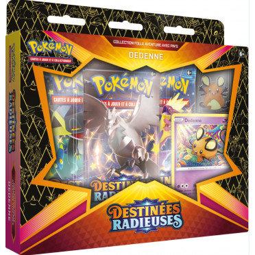 Pokémon Coffret DEDENNE