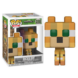 Figurine POP! Minecraft Ocelot