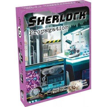 Q SYSTEM : Sherlock - Propagation