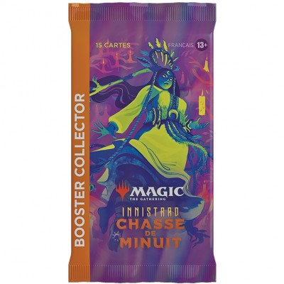 MAGIC: Booster Collector Innistrad Chasse de Minuit