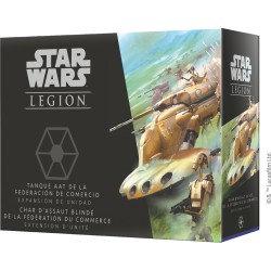 Star Wars Legion : CHAR D'ASSAUT BLINDE DE LA FEDERATION EXTENSION d'unité