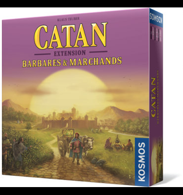 CATAN BARBARES ET MARCHANDS