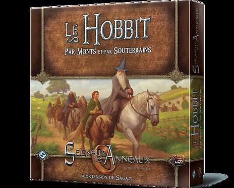 Le Seigneur des Anneaux JCE : Extension Le Hobbit, Par Monts et par Souterrains