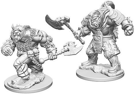D&D Figurines ORCS