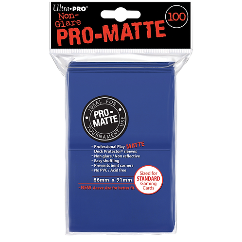 100 Protections Individuelles MAT - Ultra Pro