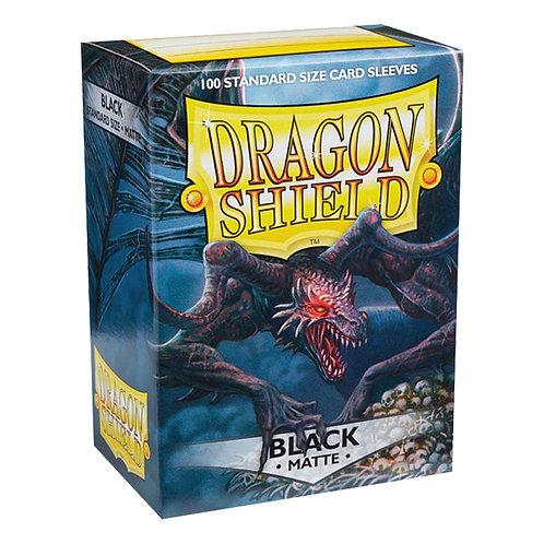 Dragon Shield BLACK MATTE