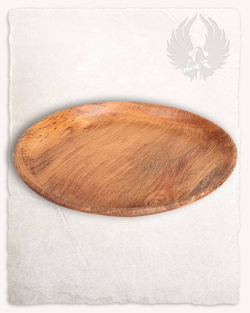 Assiette ADA Bois 20 cm