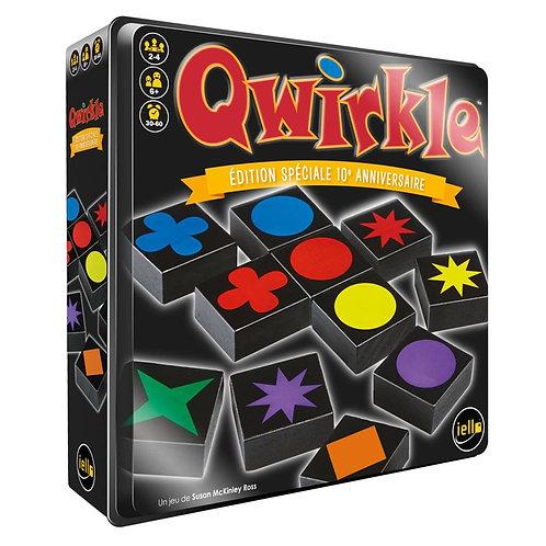 QWIRKLE : Edition Spéciale 10 ans