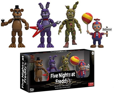 Five Nights at Freddy's : Figurines 5cm