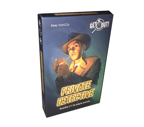 PRIVATE DETECTIVE N°1