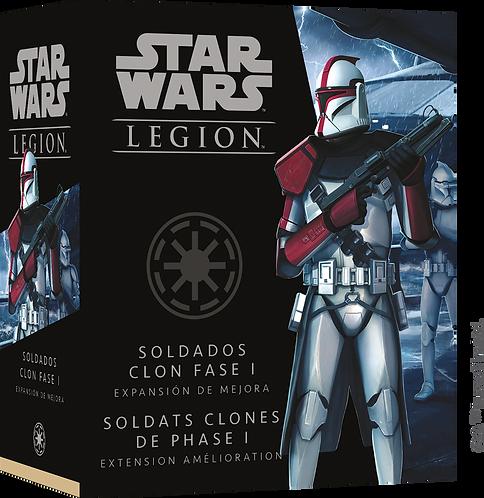 Star Wars LEGION : Soldats Clones de Phase 1 - Extension Amélioration