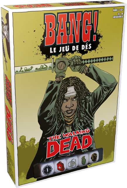 BANG ! The Walking Dead