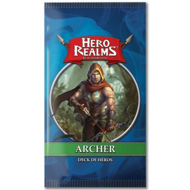 Hero Realms - Deck de héros Archer